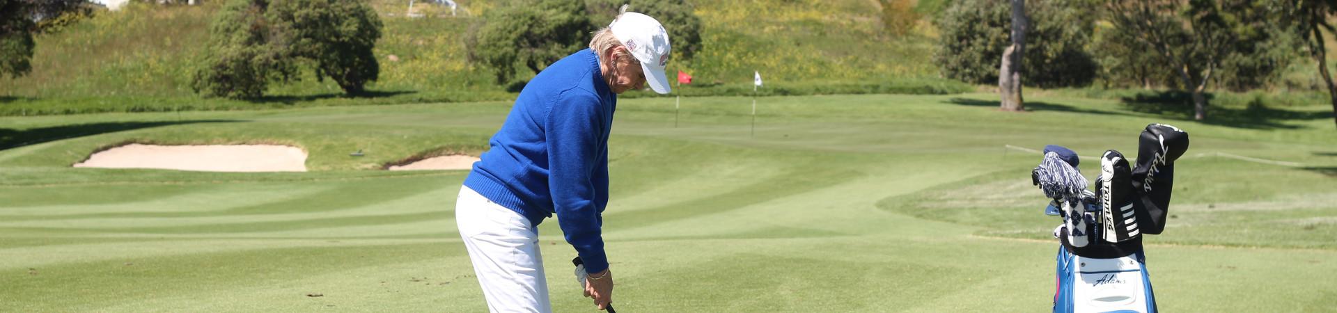 Sally Little Golf Tours Banner