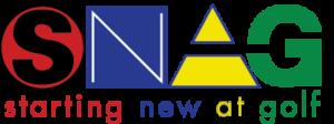 SNAG - Starting New at Golf Logo